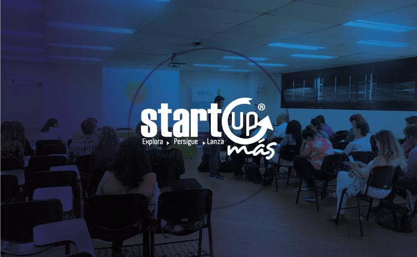 Startup Más